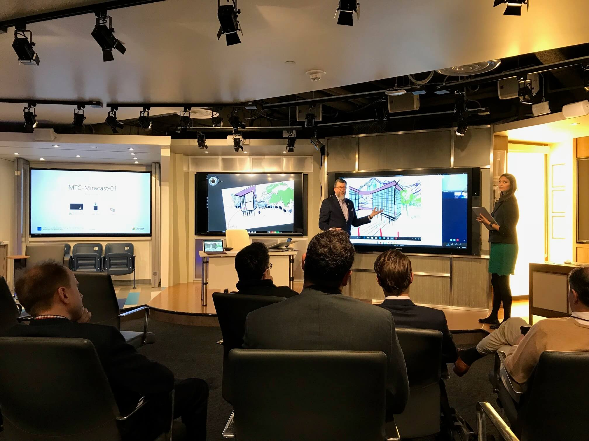 MICROSOFT SURFACE HUB PARTNER ADVISORY COUNCIL SUMMIT 2017