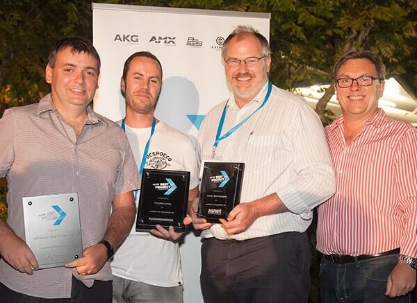 AMX Best Project Award 2016 Awarded To Asnet